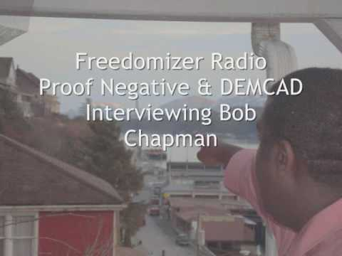 DEMCAD's Interview with Bob Chapman (1-19-2010) Part 1