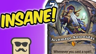 MY MOST INSANE QUEST MAGE GAMES | QUEST MAGE | THE WITCHWOOD | HEARTHSTONE |
