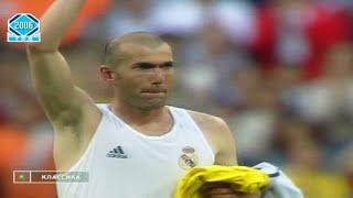 Zinedine Zidane vs Villarreal Home (07/05/2006) Farewell Match