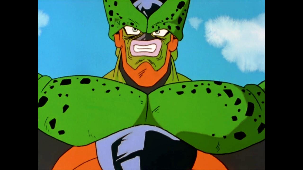 dragon ball kai super vegeta vs semi perfect cell 44