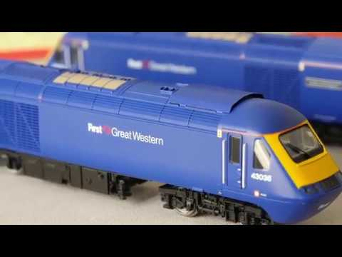 Hornby Class 43 HST R3478 with Sound