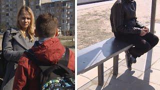 Vilniuje paauglių gaujos užpulti vaikai papasakojo, kaip viskas vyko