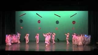 ballet folklorico nicarahuatl los dos bolillos