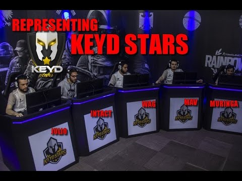 REPRESENTING KEYD STARS - R6 2017 - S1 Fragmovie by wag