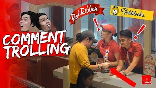 "Magpagawa Ng Cake sa Red Ribbon ""Goldilocks is BETTER!"" 