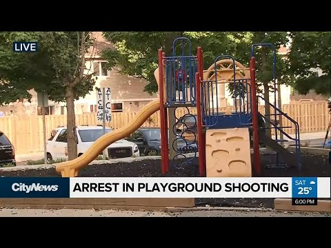 Arrest made in Scarborough playground shooting