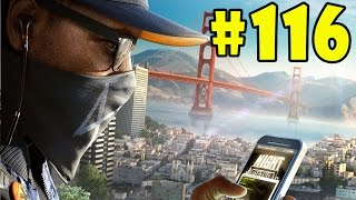 Watch Dogs 2 - Walkthrough - Part 116 - Kickin It Old School | Antisocial (PC HD) [1080p60FPS]