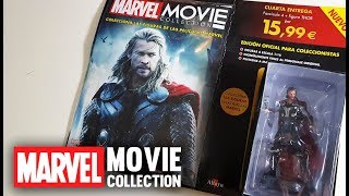 ASI ES - FIGURA Nº4 - THOR - MARVEL MOVIE COLLECTION - ALTAYA