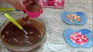 Receita Cupcake para iniciantes