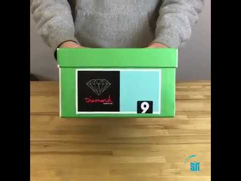 Puma x Diamond Supply Co Shoe Collaboration Unboxing - YouTube ed4878571