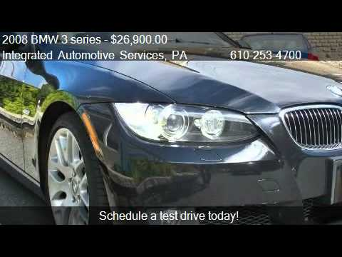 2008 BMW 3 series 328i Convertible - for sale in Easton, PA