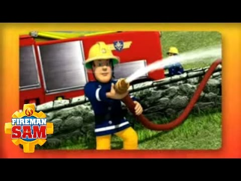 Fireman Sam Official: Red Alert DVD Trailer