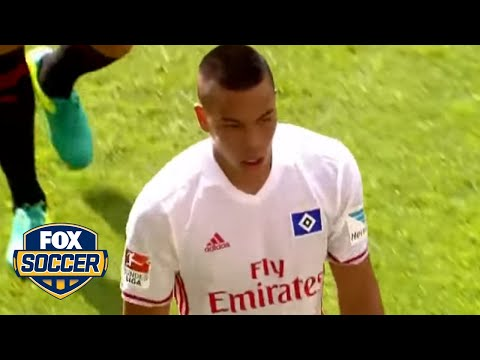 Usa striker bobby wood scores in bundesliga debut