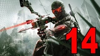 Crysis 3 - Part 14 - Claire! :( (Let