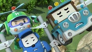 Робокар Поли - Приключение друзей - Электрический Скулби (мультфильм 33) Обучающий мультфильм