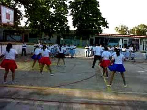 Ranita Maranga- colegio montecristo
