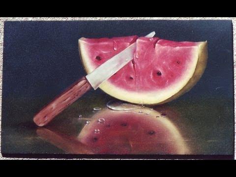 Lesson -  Water: Melon & Drops