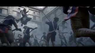 Repeat youtube video Assassin's Creed Unity Cinematic Trailer [AWOLNATION-Sail]