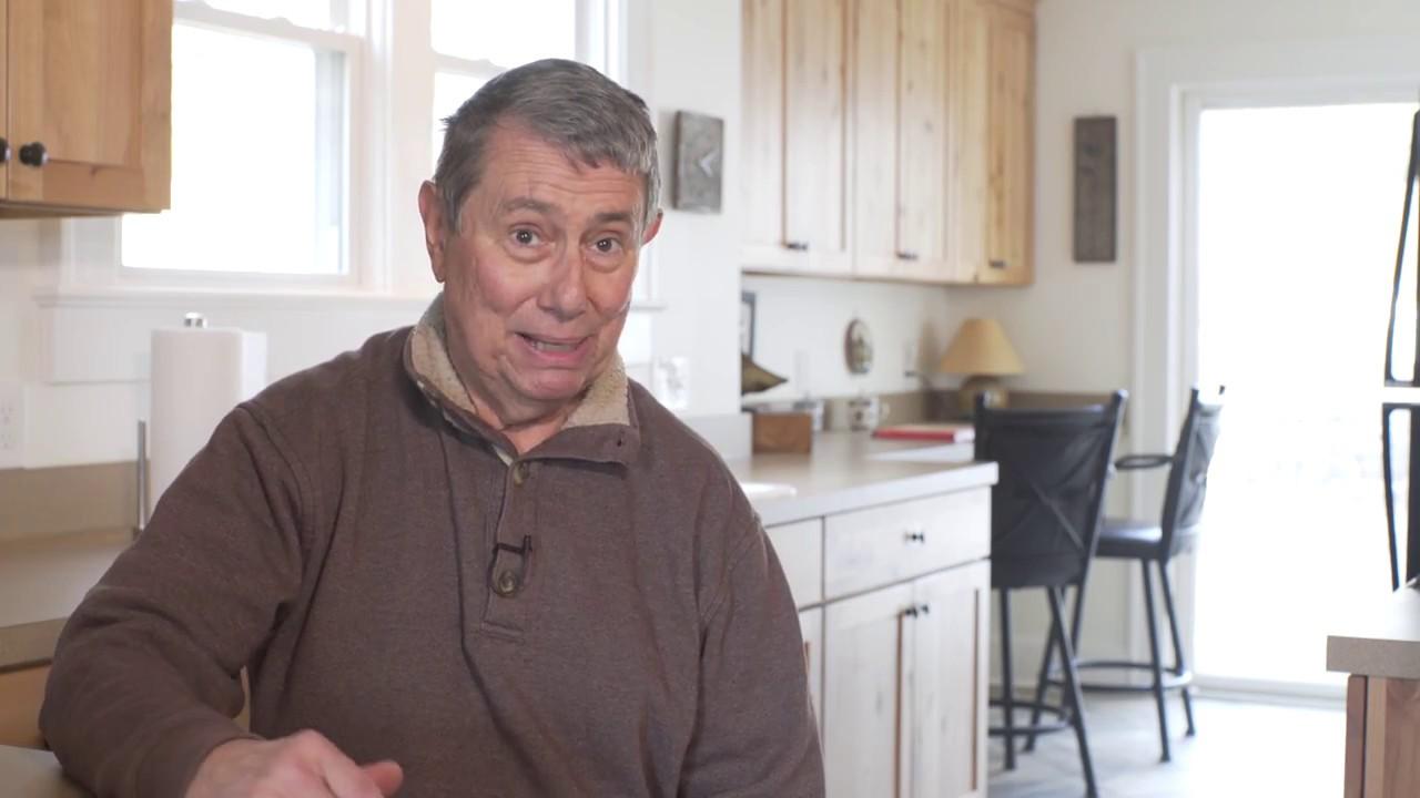 Harrisonburg Kitchen Remodel Customer Testimonial #3
