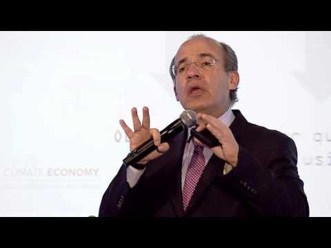 Closing Keynote | President Felipe Calderón, Former President of Mexico