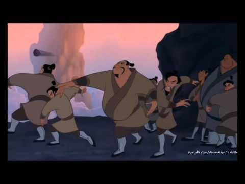Disney - Mulan - I'll Make A Man Out Of You (Turkish)