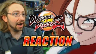 MAX REACTS: DragonBall FighterZ Story Mode - Full Reveal & Thoughts