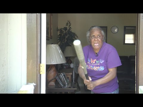 Mike Dellinger - Great-Grandma Uses a Baseball Bat to Fend Off a 300-Pound Thief