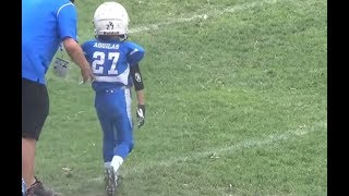 Repeat youtube video The Next Tavon Austin (7 year old running back)