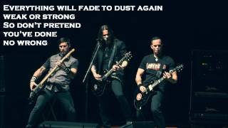 Bleed It Dry by Alter Bridge with Lyrics