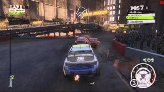 Colin McRae Dirt 2 PC Benchmark - Intel Celeron G1620 HD Graphics Single Channel [ทดสอบ][DX11][HD]