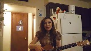 sarah hutchison michael from mountains joni cover