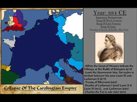 Collapse Of The Carolingian Empire: Every Year
