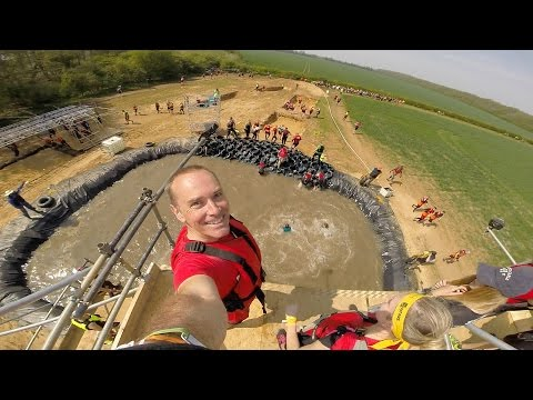 Rat Race Dirty Weekend - All 200 obstacles in 5 minutes