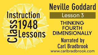 Neville Goddard Class Instruction 1948 Lesson Three