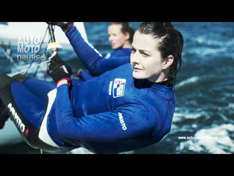 Musto BR2 offshore ženska jakna
