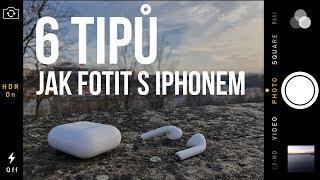 6 tipů jak fotit s iPhonem - [poradna]