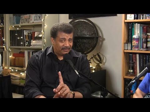 Neil Degrasse Tyson - Is Math A Discovery Or An Invention