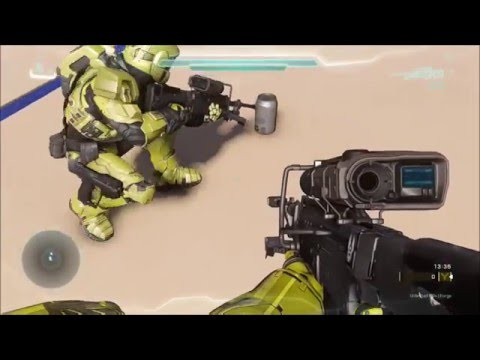 Halo 5 Easter Egg - Secret Message on Soda Can