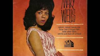 Mary Wells / Time after Time / 1965