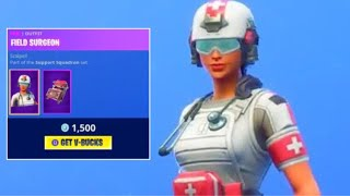 New Medic Skins! Fortnite ITEM SHOP [September 7] | Kodak wK