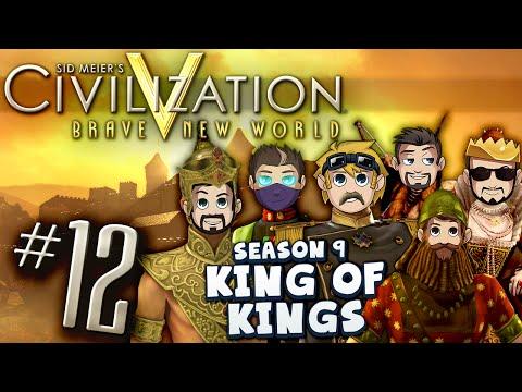 Civilization 5 King of Kings #12 - Lead Arrows
