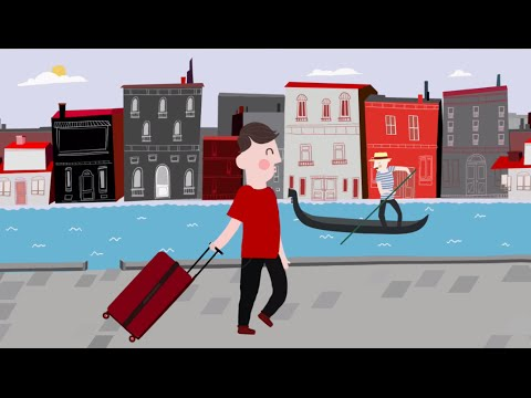 DBS Travel Alert (Singapore Motion Graphics)
