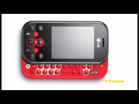 Lg Gsm Gt360 Desbloqueado Oi Red - Saraiva.com.br