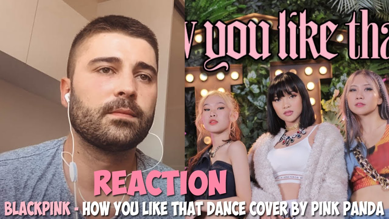 BLACKPINK - HOW YOU LIKE THAT DANCE COVER BY PINK PANDA FROM INDONESIA | REACTION