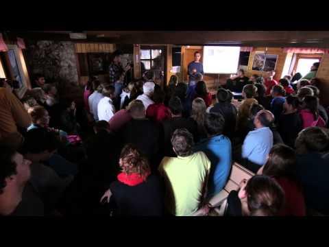 On personal growth and stripping naked: Robert Kržišnik at TEDxTriglav