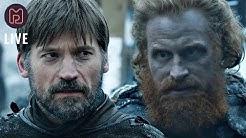"""Game of Thrones Staffel 8 Folge 2 """"Ein Ritter der Sieben Königslande""""   Moviepilot live"""