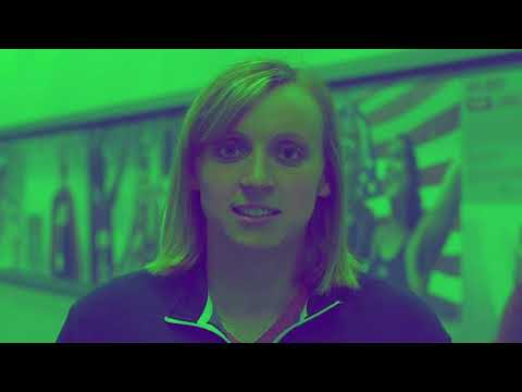 Katie Ledecky Named 2017 Sportswoman of the Year by the Women's Sports Foundation