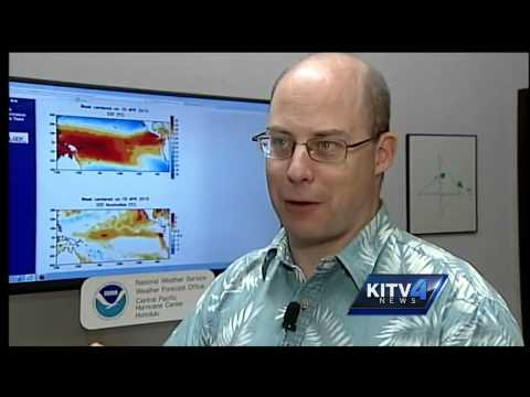 Hawaii residents can expect El Nino type weather
