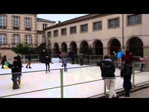 Bressuire lancement de la patinoire de no l d cembre for Piscine de bressuire