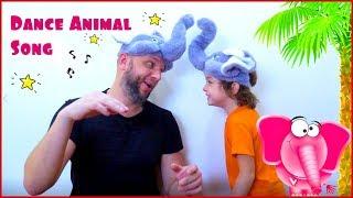 Makar and Dance Like Animal Song for kids